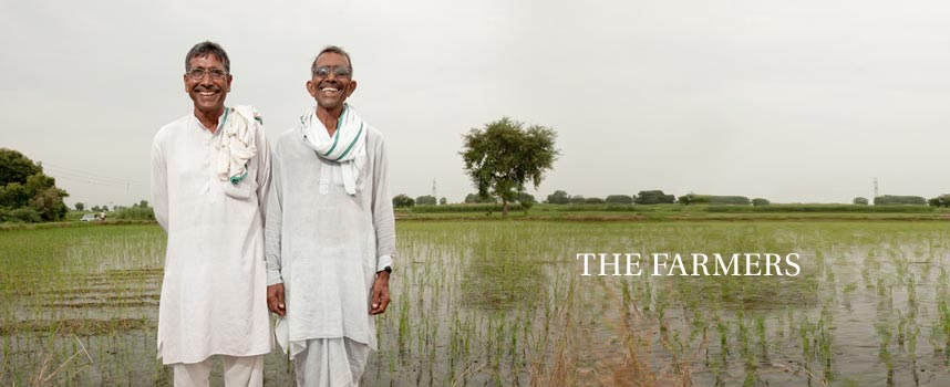 The Farmers story from Warby Parker